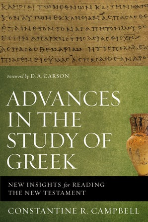 Advances in the Study of Greek book image