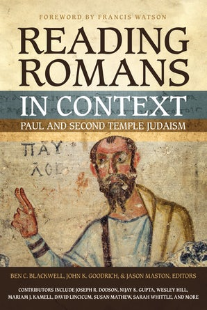 Reading Romans in Context book image