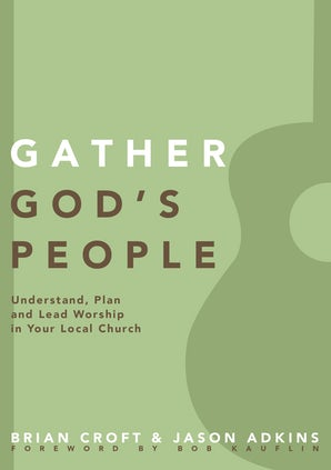 Gather God's People book image