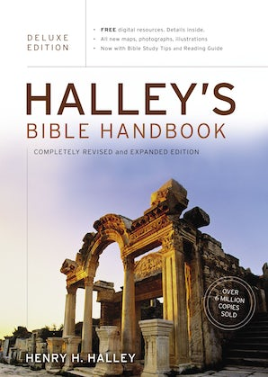 Halley's Bible Handbook, Deluxe Edition book image
