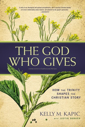 The God Who Gives book image