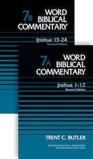 Joshua (2-Volume Set---7A and 7B)