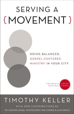 Serving a Movement book image