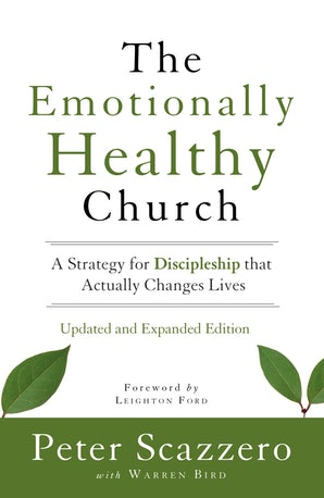 The Emotionally Healthy Church, Updated and Expanded Edition book image