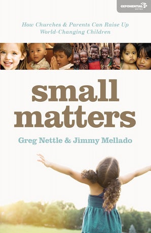 Small Matters book image
