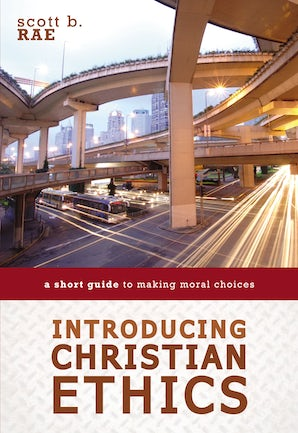 Introducing Christian Ethics book image