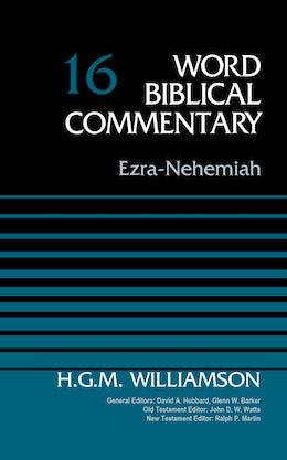 Ezra-Nehemiah, Volume 16