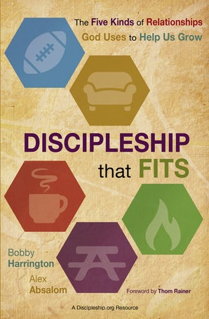 Discipleship That Fits book image