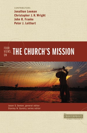 Four Views on the Church's Mission book image