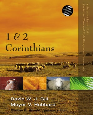 1 and 2 Corinthians book image