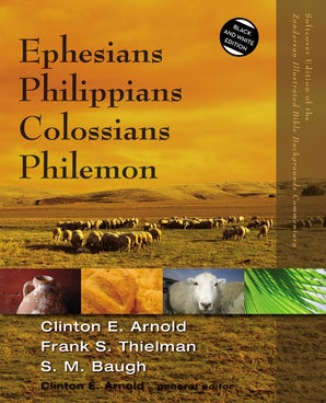 Ephesians, Philippians, Colossians, Philemon book image