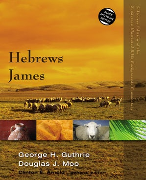 Hebrews, James book image