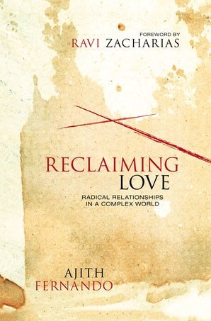 Reclaiming Love book image