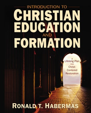 Introduction to Christian Education and Formation book image