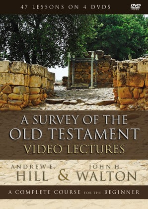 A Survey of the Old Testament Video Lectures book image