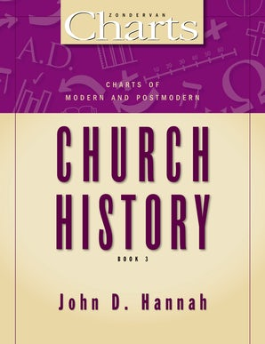 Charts of Modern and Postmodern Church History book image