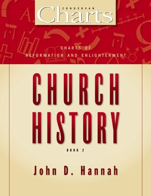 Charts of Reformation and Enlightenment Church History book image