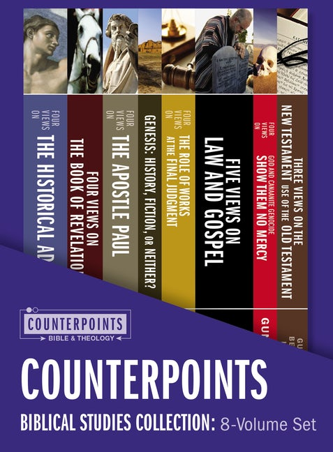 Counterpoints Biblical Studies Collection 8 Volume Set