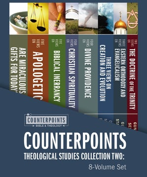 Counterpoints Theological Studies Collection Two: 8-Volume Set book image