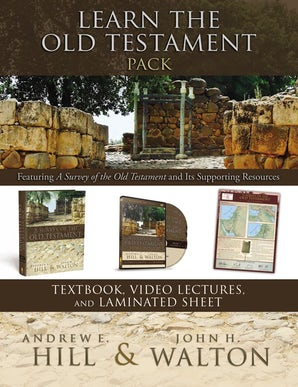 Learn the Old Testament Pack book image