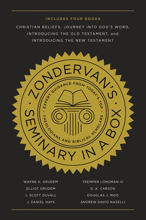 Zondervan's Seminary in a Box book image