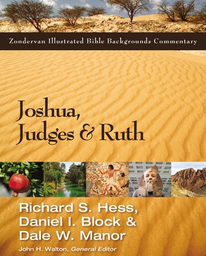 Joshua, Judges, and Ruth book image