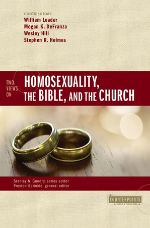 Two Views on Homosexuality, the Bible, and the Church book image