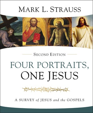 Four Portraits, One Jesus, 2nd Edition book image