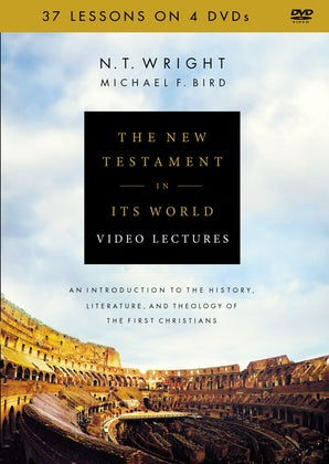 The New Testament in Its World Video Lectures book image