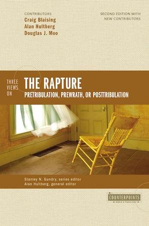 Three Views on the Rapture book image