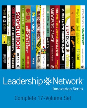 Leadership Network Innovation Series Pack book image