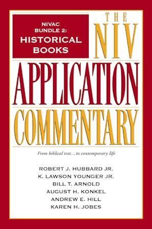 NIVAC Bundle 2: Historical Books book image