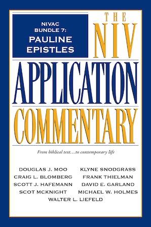 NIVAC Bundle 7: Pauline Epistles book image