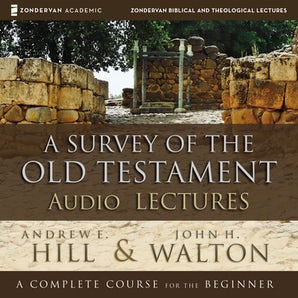A Survey of the Old Testament: Audio Lectures book image