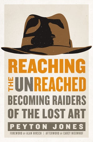 Reaching the Unreached book image