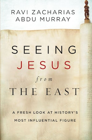 Seeing Jesus from the East book image