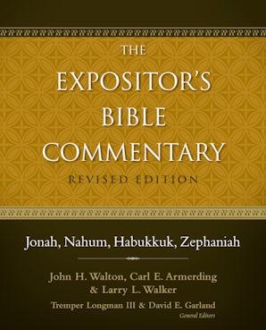Jonah, Nahum, Habukkuk, Zephaniah book image