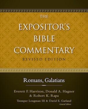 Romans, Galatians book image