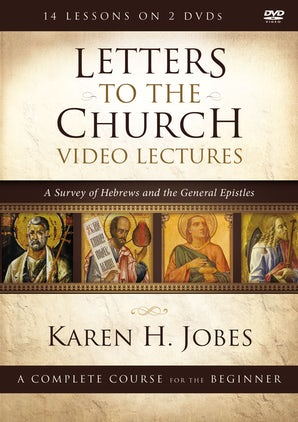 Letters to the Church Video Lectures book image