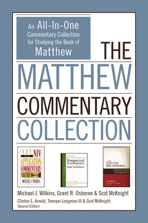 The Matthew Commentary Collection book image
