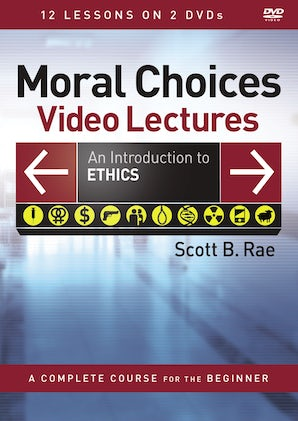 Moral Choices Video Lectures book image