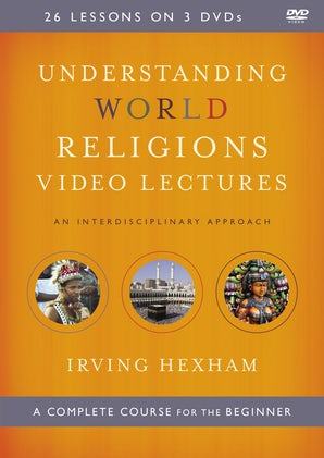 Understanding World Religions Video Lectures book image