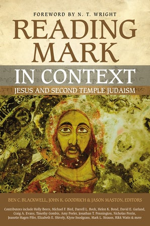 Reading Mark in Context book image