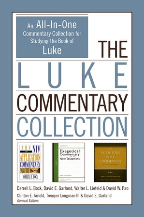 The Luke Commentary Collection book image