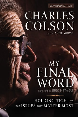 My Final Word book image