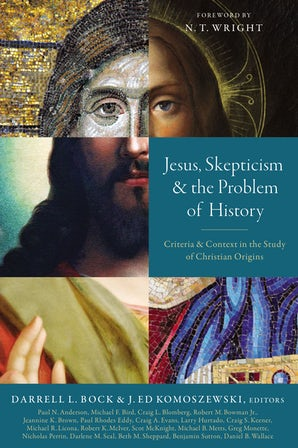 Jesus, Skepticism, and the Problem of History book image