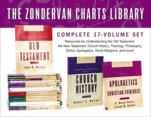 The Zondervan Charts Library: Complete 17-Volume Set book image