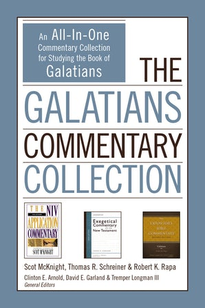 The Galatians Commentary Collection book image