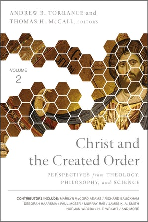 Christ and the Created Order book image