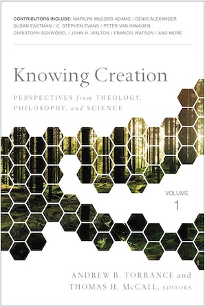 Knowing Creation book image